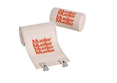 Mueller Elastic Bandage Эластичный хлопковый бинт 7,5 см x 4,50 м