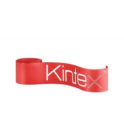 Kintex. Эластичная лента, красная, 208см x 5см