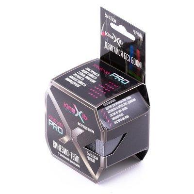 Тейп Kinexib Pro, 5см х 5м, черный