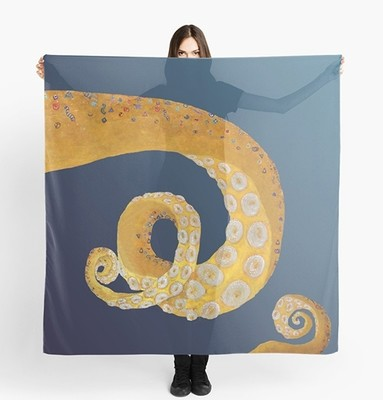 Octopus Scarf