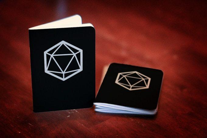 Pre-Order: RPG Campaign Journal 00011