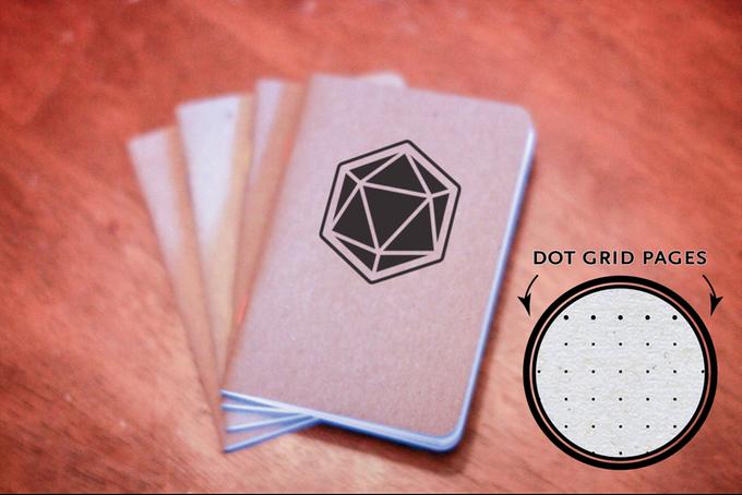 Pre-Order: Dungeon Notebook 00012