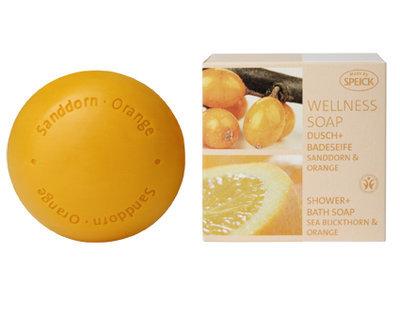 Wellness Bio Sapone Olivello Spinoso & Arancia, 200 g