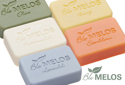Melos Bio Sapone Latticello 100 g