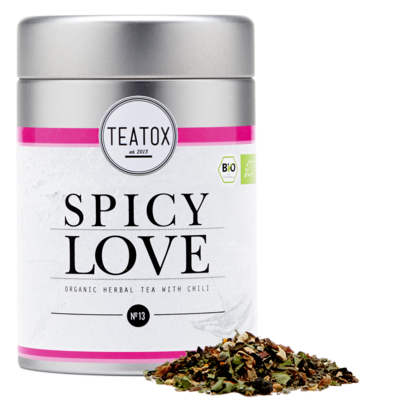 Teatox Spicy Love