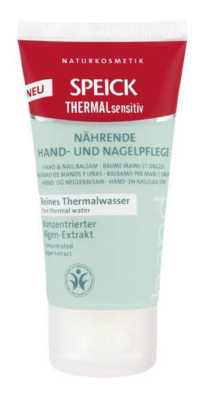 Speick Thermal Sensitiv Balsamo Mani e Unghie 50 ml