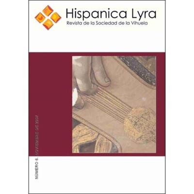 Nº6, noviembre de 2007 [edición impresa/print edition]