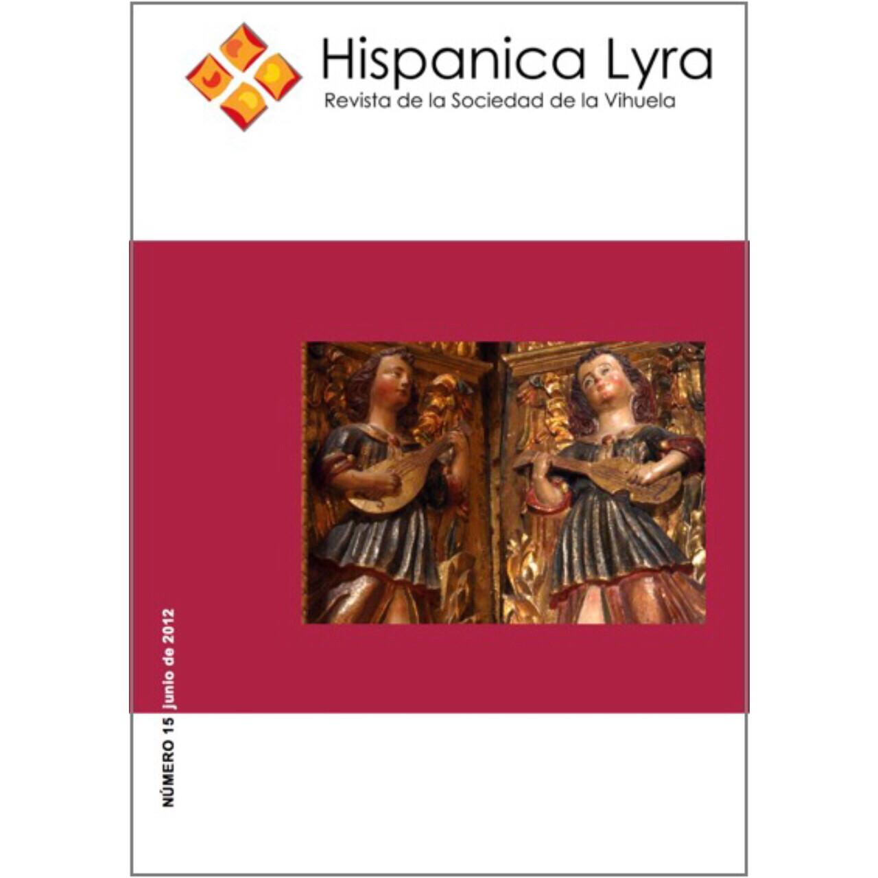 Nº15, junio de 2012 [edición digital/digital edition]