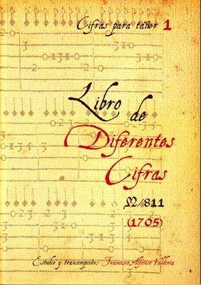Libro de diferentes cifras (1705)