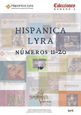 Hispanica Lyra colección 11-20 [edición digital/digital edition]