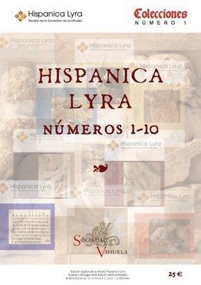Hispanica Lyra colección 1-10 [edición digital/digital edition]