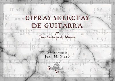 Cifras selectas para guitarra - Santiago de Murcia 1722