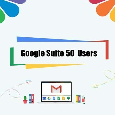 Google Suite Legacy - 50 User