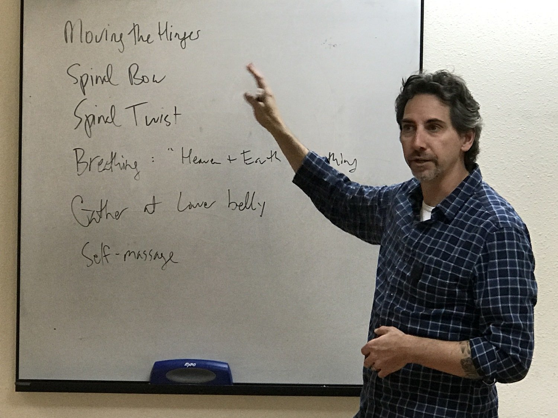 Embodied Cosmology I with Joe Davis 11/16/18