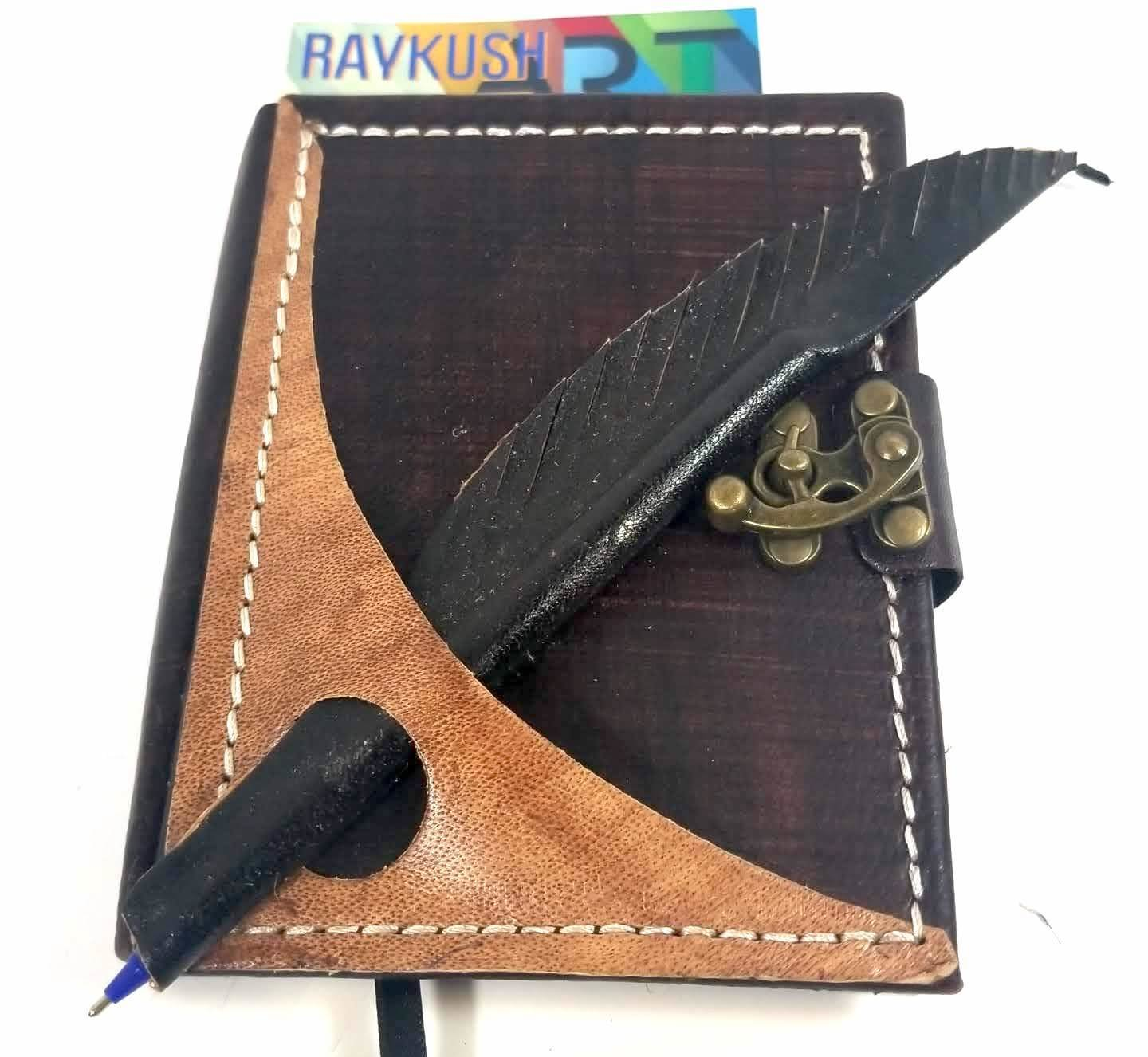 Gift Shop Sabun Black Wallet Leather Daily With Pen 3999usd