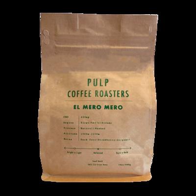 EL MERO MERO CBD COFFEE
