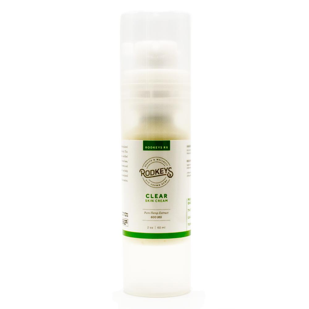 CLEAR RX CBD Skin Cream