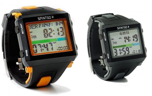 Spintso Referee Watch Pro