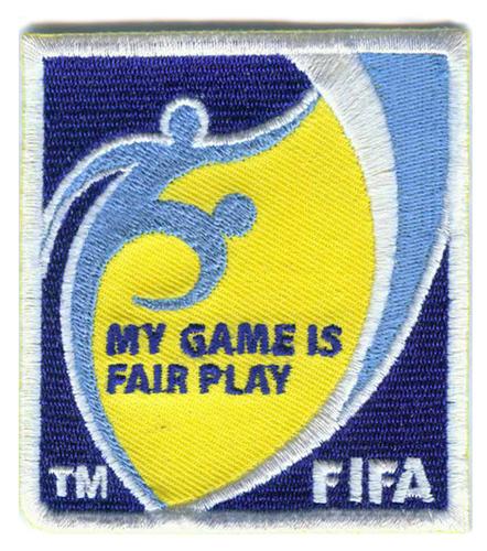 FIFA Fair Play Badge