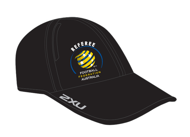 Premium Referee's Cap