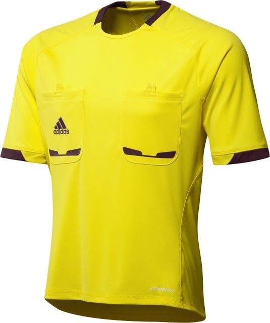 Referee12 Lemon Shirt
