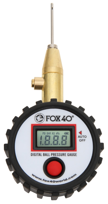 Fox 40 Digital Pressure Gauge