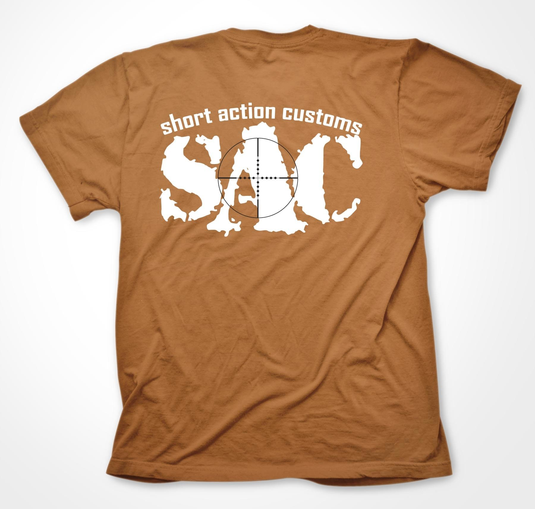 SAC Original Men's T-Shirt in Camel
