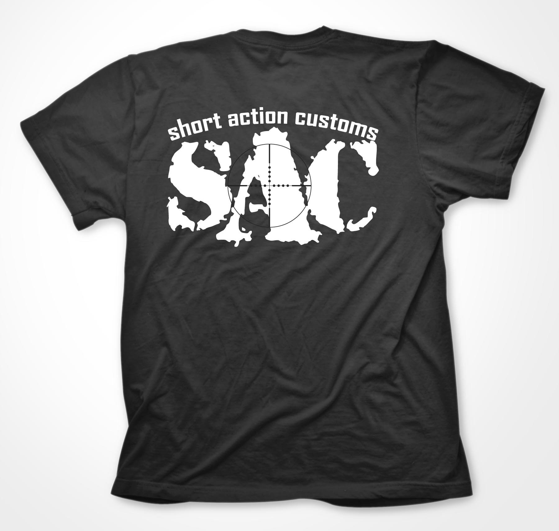 SAC Original Men's T-Shirt in Black