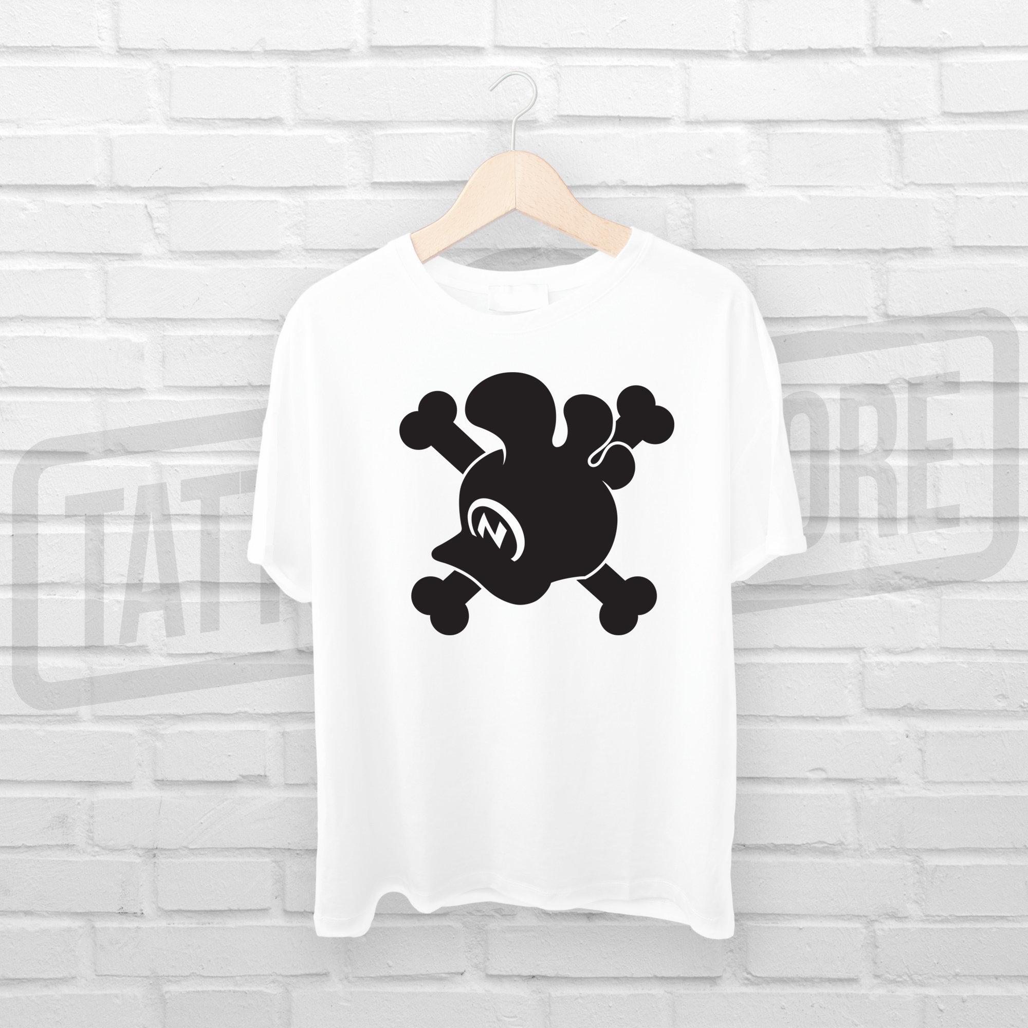 Camiseta SNC Jolly Roger TSNCCM001