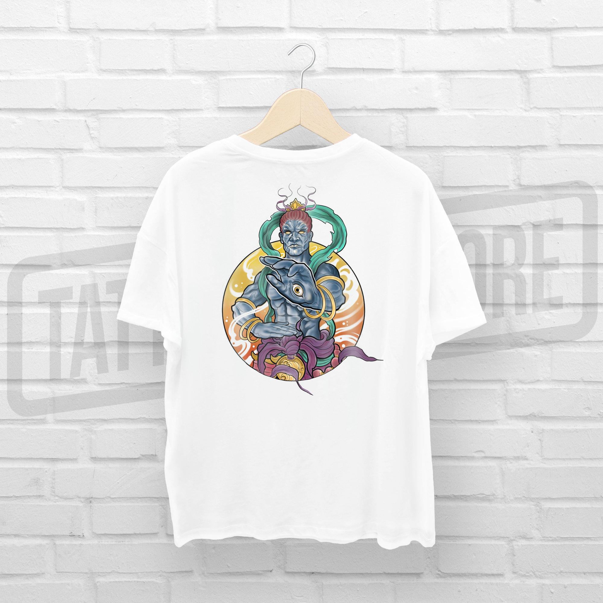 Camiseta Bailo Tattoo TSBTCM001