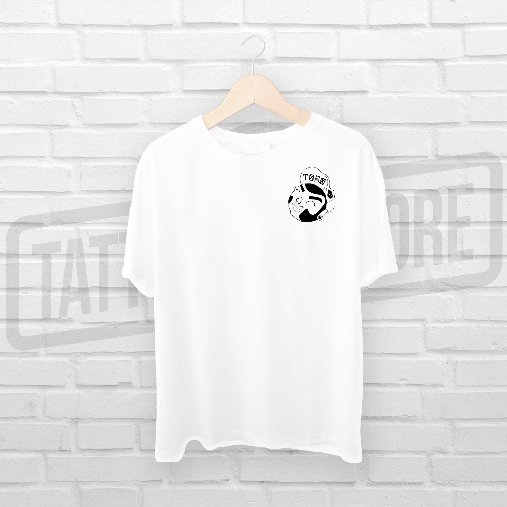 Camiseta Toro Tattoo