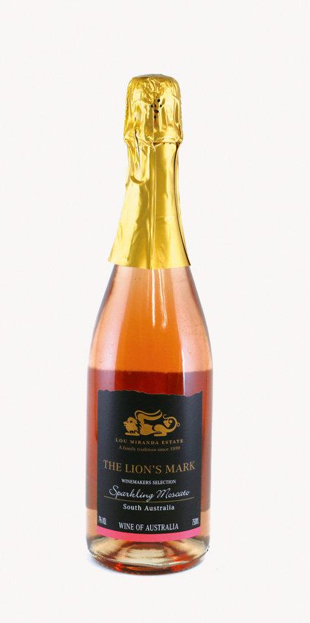 オーストラリアスパークリングワイン(ピンク) 1本