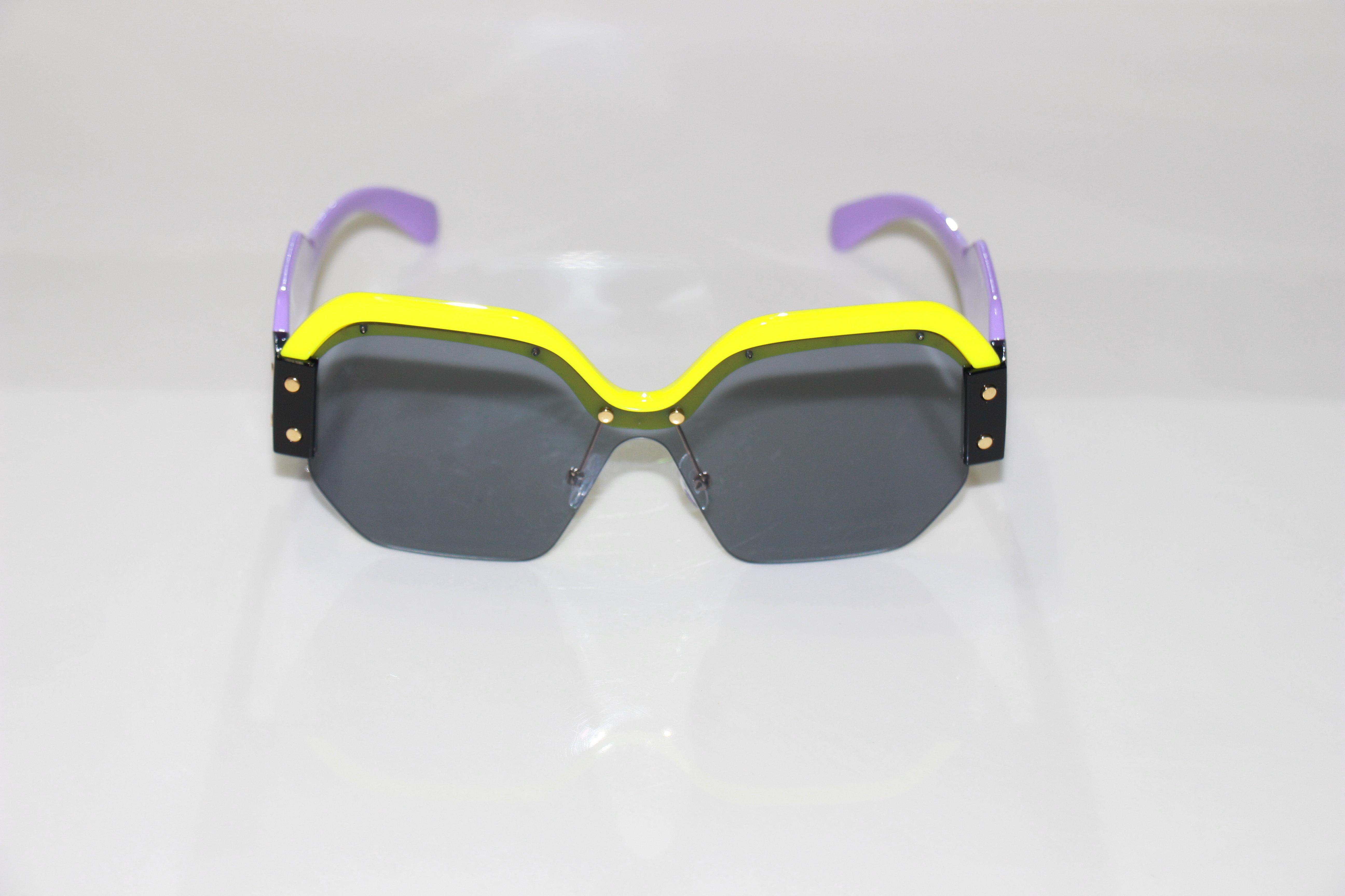 GlamSquad - Lime & Purple GB- GlamSquad - Lime & Purple