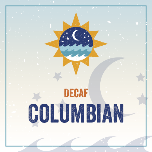 Decaf: Colombian