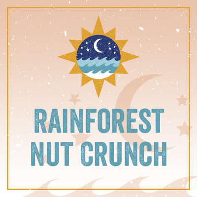 Rainforest Nut Crunch