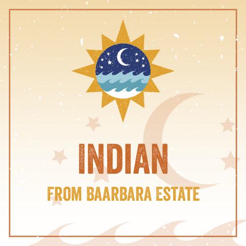 Indian from Baarbara Estate