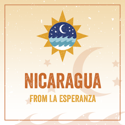 Nicaragua from La Esperanza NIC