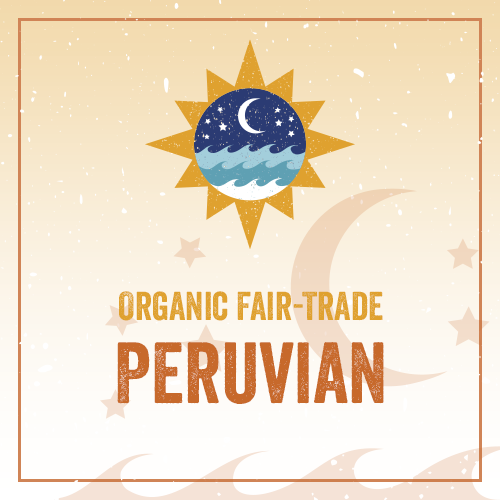 Organic Fair Trade Peruvian