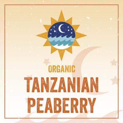 Organic Tanzanian Peaberry