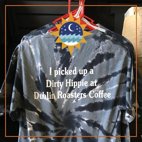 T-Shirt Tie Dye Hippie 00003