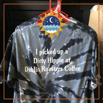 T-Shirt Tie Dye Hippie