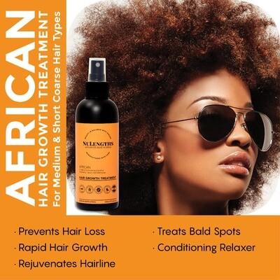 NuLengths African Hair Growth Treatment 200 ml