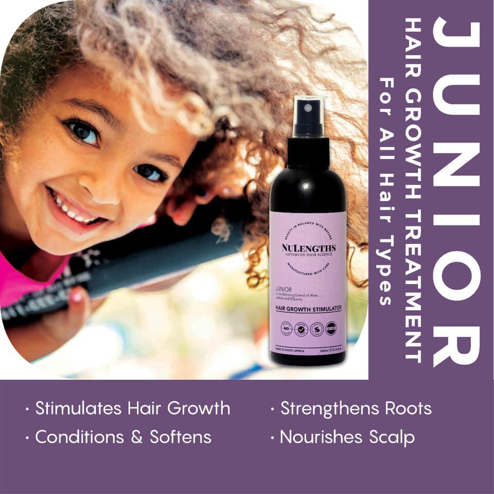 NuLengths Junior Hair Growth Treatment