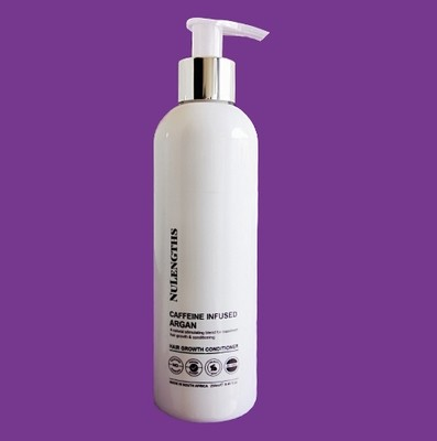 NuLengths Caffeine Infused Argan Hair Growth Conditioner