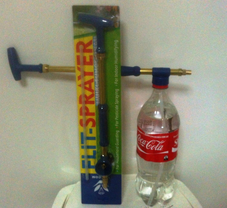 Multi-Function Flit Sprayer