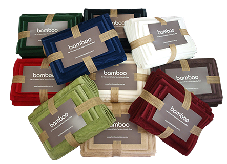 Bamboo Bathroom Pack