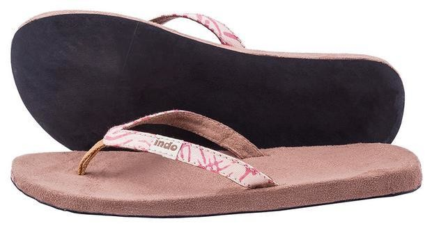 Indosole Women's Inner Tube Sandal
