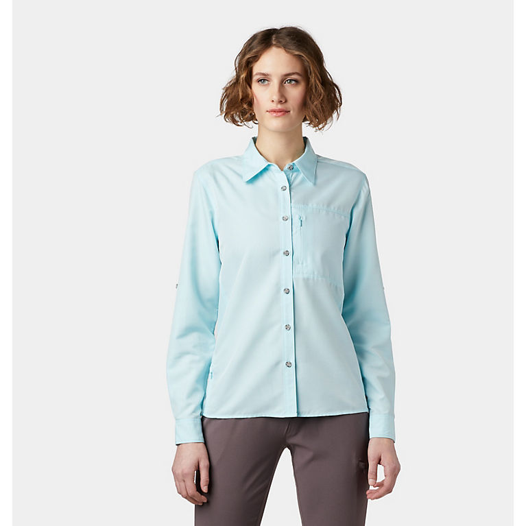 Mountain Hardwear Women's Canyon™ Long Sleeve Shirt JRI1MHWcls