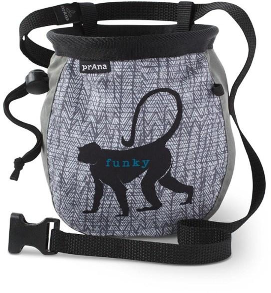 PrAna Chalk Bag W/belt