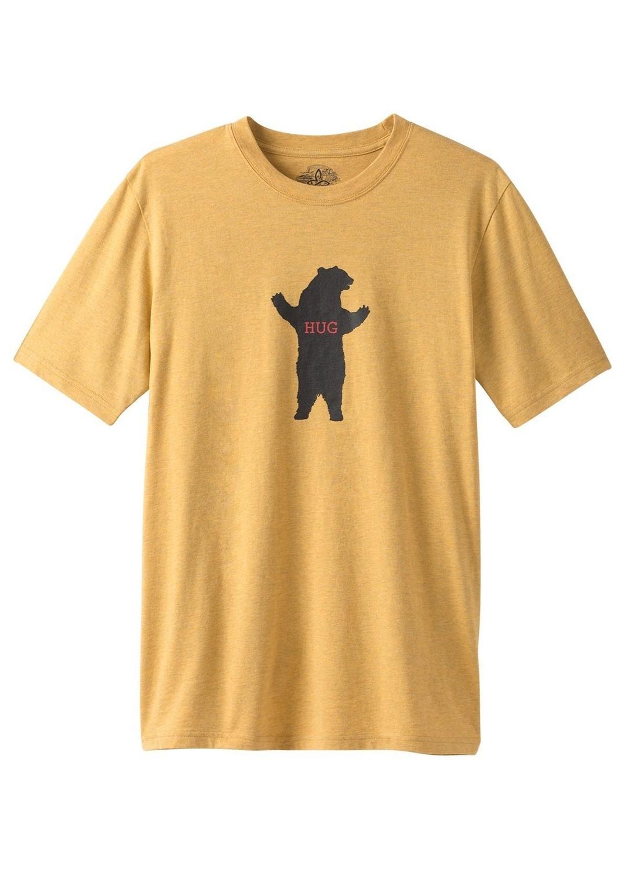 prAna Journeyman Bear Squeeze Tee